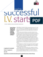JRNL-On the Road to Successful IV Starts