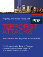 Terrorism Preparedness Manual