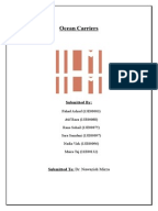221138711 ocean carriers case study solution Harvard ocean carriers case solutionpdf free pdf download  harvard case study solutions ocean carriers case study your results are personalized learn more.