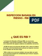 Confiabilidad RBI RevAciem