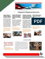 Boletín Cuba de Verdad Nº 54-2015