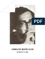 RomualdiA_ScrittiVari