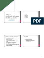 Tema 5_Niveles de La LenguaParte I