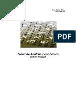 Taller de Análisis Económico.doc