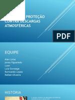 Descargas Atmosfericas - Slide