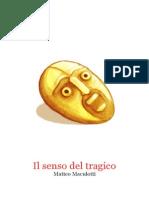 Maculotti M-Il Senso Del Tragico