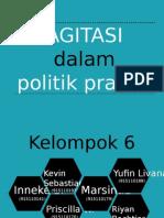 Agitasi dalam Politik Praktis