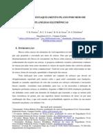 CÁLCULO DE ESTAQUEAMENTO PLANO POR MEIO DE PLANILHAS ELETRÔNICAS