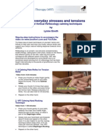 Final Relieving Everyday Stresses and Tensions Instructions
