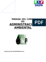 Manual de Administracion Ambiental