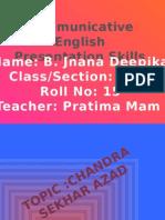 Chandrasekhar Azad (34)