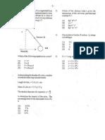 Cape Physics Unit 1 Paper 1