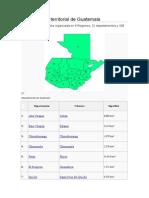 Organización territorial de Guatemala.docx