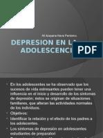 Depresion en La Adolescencia