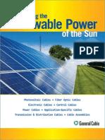Solar Pocket Folder