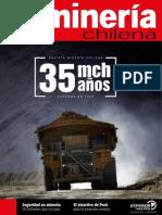 Marzo 2015 Revista Minera Chile