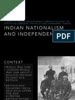 india:gandhi nationalism