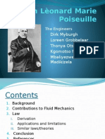 Jean Lèonard Marie Poiseuille Ppt FINAL