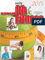 Health & Fitness 2015