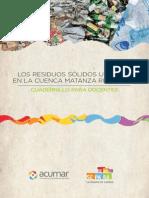 Acumar_los Residuos Solidos urbanos