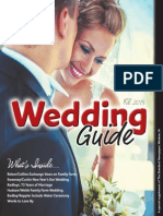 2015 Wedding Guide