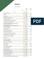 Tesco PLC - Investors - Financial Performance - Group Cash Flow Statement