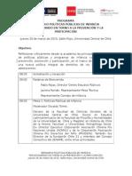 Programa Seminario Oficial