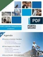 Corporate Presentation 031014 PORTO