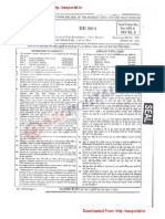 CGL Tier 1 2014 Exam Paper