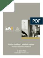 Copia de 4 Unasep Incentivos Tributarios en La Promocion de Inversiones Fi