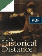 Mark Salber Phillips - On Historical Distance