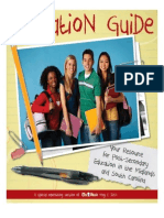Education Guide, spring 2014