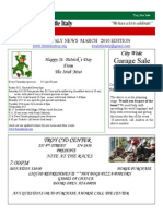 march2010 newsletter