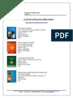 Lista de Livros sobre Libras
