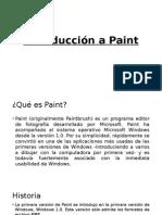 Introducción a Paint