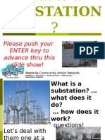 What is a Substation