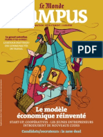 Le Monde-Campus Mars 2015