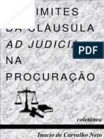 00379 - Os Limites da Cláusula Ad Judicia na Procuração.pdf