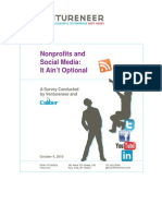 Nonprofits and Social Media It Aint Optional 0