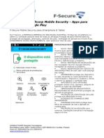 CONSULTCORP F-SECURE Mobile Security - Apps Para Android No Google Play