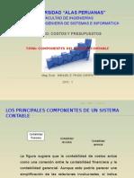 Componentes Del Sistema Contable