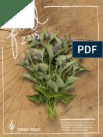 Timber Press Fall 2015 catalog