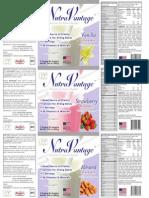 larry - nv labels
