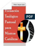 Formación Teológico Pastoral Para Músicos Católicos