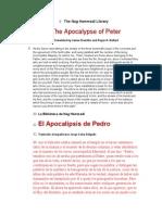 The Nag Hammadi Library El Apocalipsis de Pedro