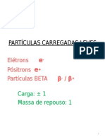 Partículas Carregadas Leves-2015