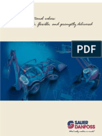 PVG Proportional Valves