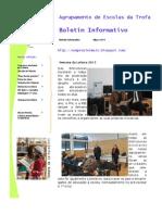 Newsletter-BE - 2º Período 2014-15