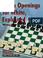 Lev Alburt, R. Dzindzichashvili, E. Perelshteyn - Chess Openings for White, Explained