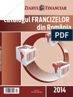 Catalogul Francizelor Din Romania 2014
